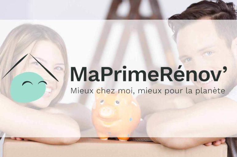 MaPrimeRénov, une nouvelle aide pour votre rénovation énergétique.