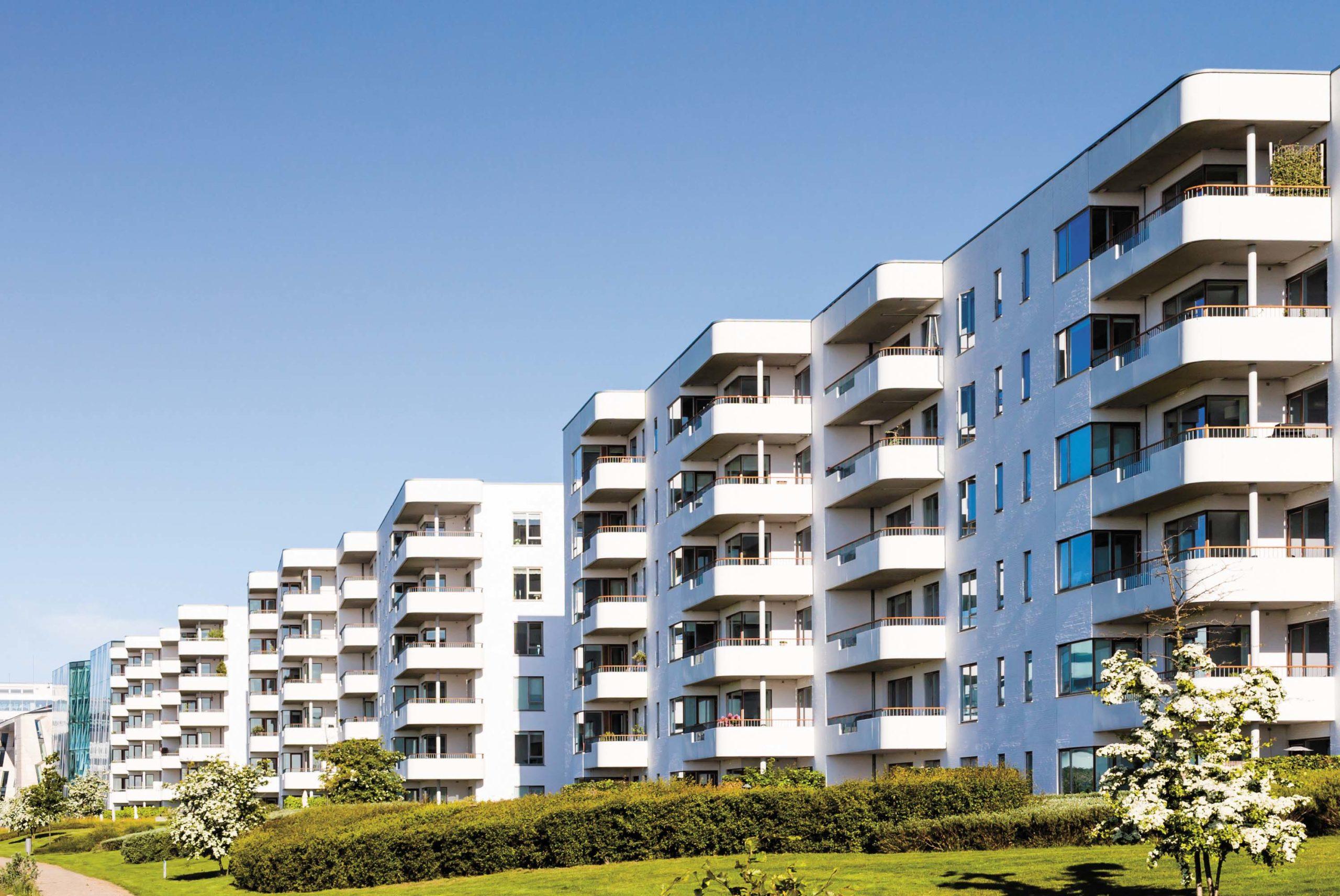 Rénovation énergétique d'une résidence collective