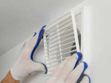 Ventilation mécanique contrôlée