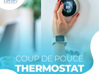 Coup de pouce thermostat Premium