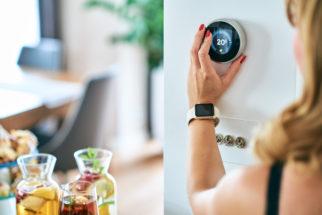 Coup de pouce - thermostat
